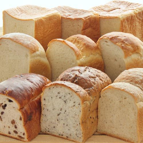 9種の食パン