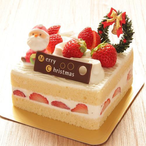 12/22-25<br />テラ・セゾンのクリスマスケーキ