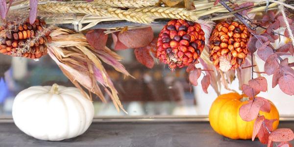 収穫祭&ハロウィン<br />10月1日~31日