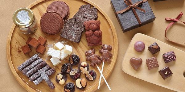 自然派チョコレート<br />1月20日~(通販は先行販売中)