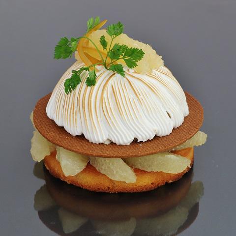 4月10日<br />ラ・テール洋菓子店限定<br />サンクス・ケーキ