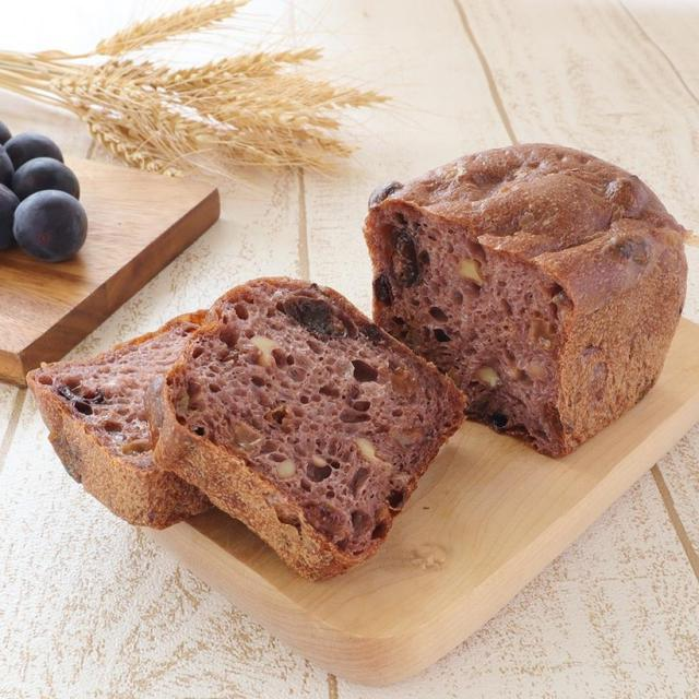 【週末お届け・本店販売限定】<br />葡萄づくしのぷるぷるミニ食パン