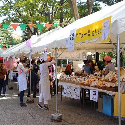 世田谷パン祭りに出展しています!