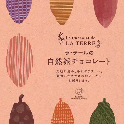 2020年「自然派チョコレート」カタログ