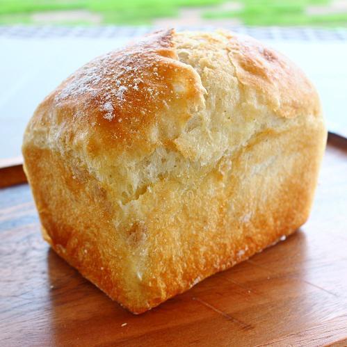 美瑛の丘の食パン