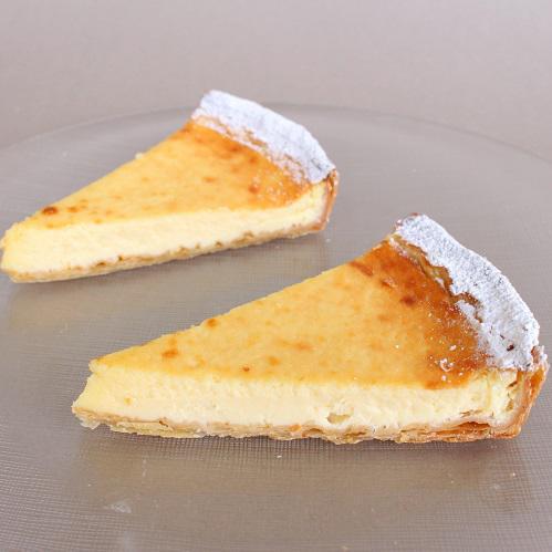 十勝フロマージュの焼きチーズケーキ