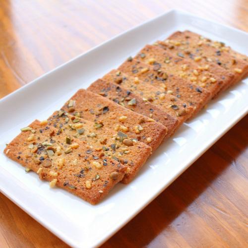 麦のクッキー