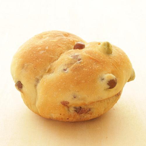 3種のお豆のパン
