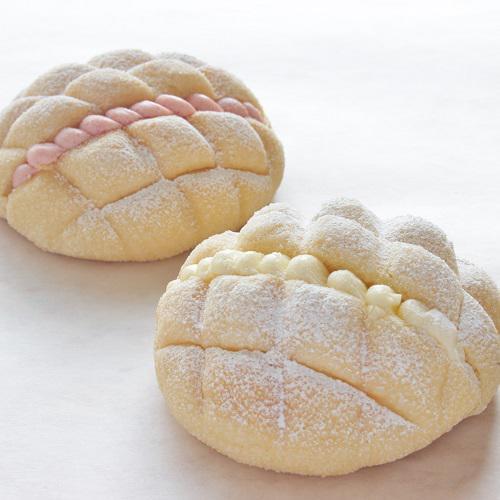 クリームメロンパン(本店・土日限定)