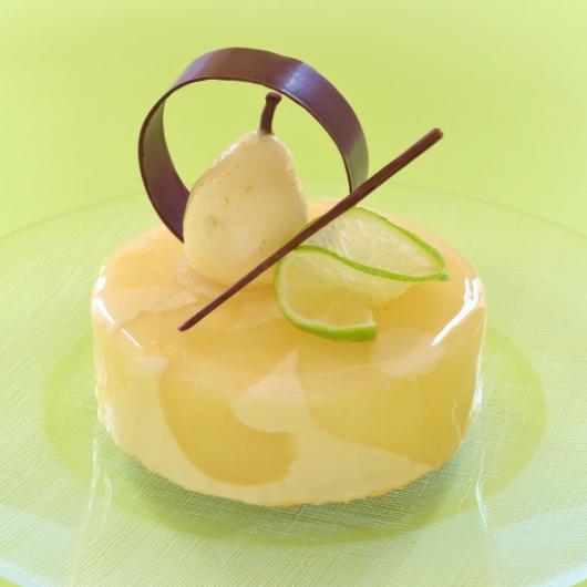 本店限定2018年11月サンクス・ケーキ「キャラメル・ポワール」