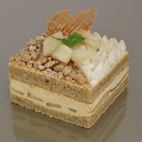 本店限定2019年11月サンクス・ケーキ「神楽月(かぐらづき)の香り」
