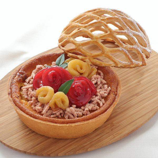 本店限定2019年10月サンクス・ケーキ「タルト・ポムポム」