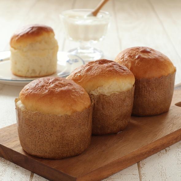 8月限定(終了しました) 自家製ヨーグルト酵母のパン【本店・通販限定】