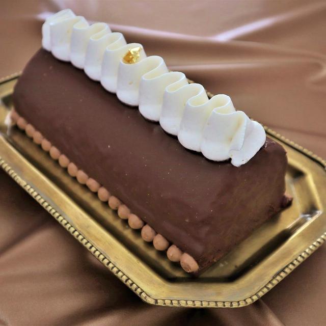 本店限定2021年1月サンクス・ケーキ「思い出のザッハトルテ」