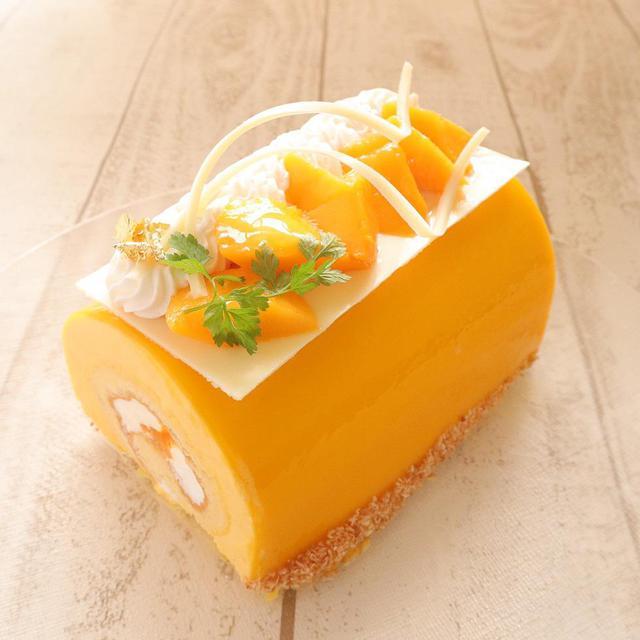 本店限定2021年7月サンクス・ケーキ「太陽の恵み」